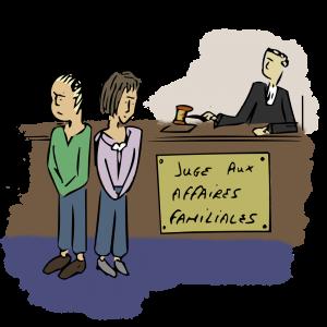 Juge aux affaires familiales